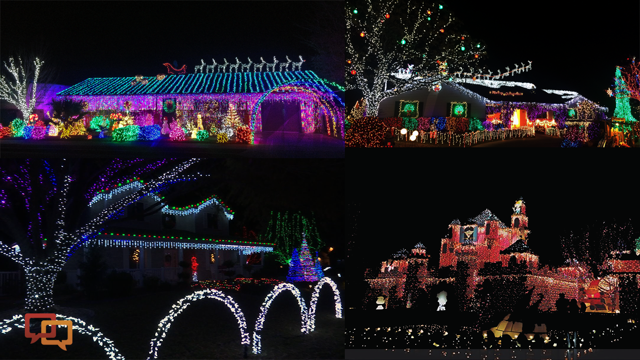 Best Christmas Gifts Pinterest: A-List: The Best Christmas Lights In St. George 2015