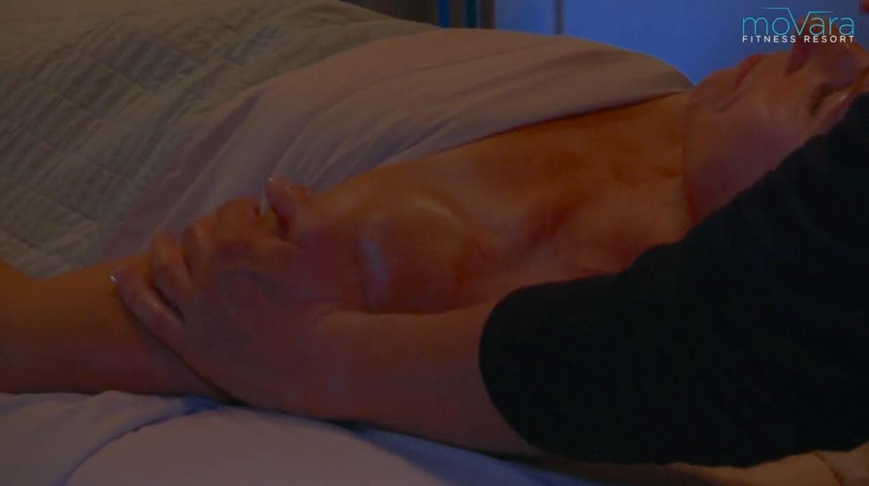 Massage at Movara Fitness Resort, Ivins, Utah, Nov. 23, 2015 | Photo by Leanna Bergeron, St. George News