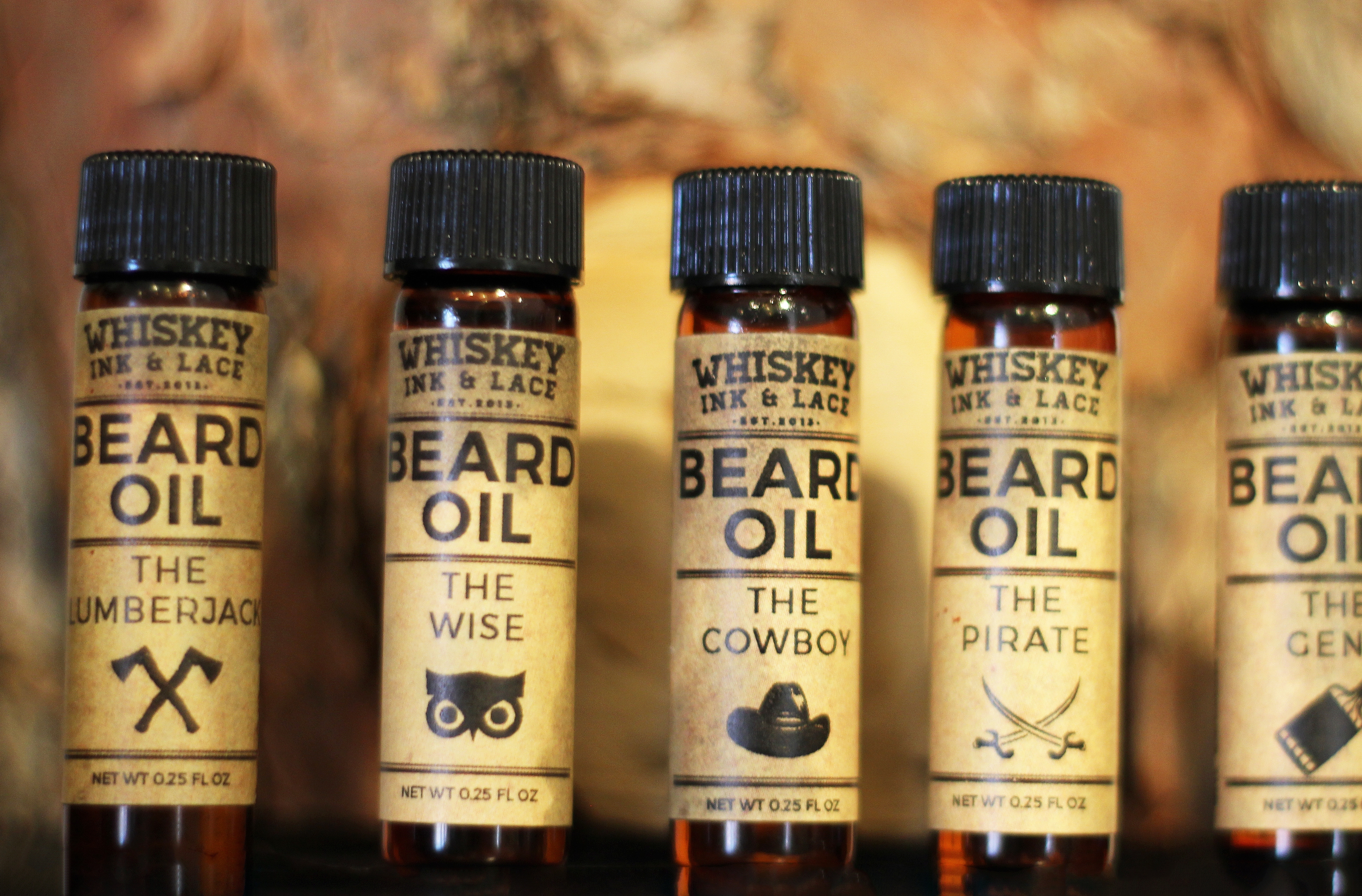 Beard oil sold at Sagestone Spa at Red Mountain Resort, December 14, 2015 | Photo by Ali Hill, St. George News