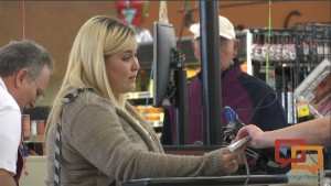 surprising shoppers
