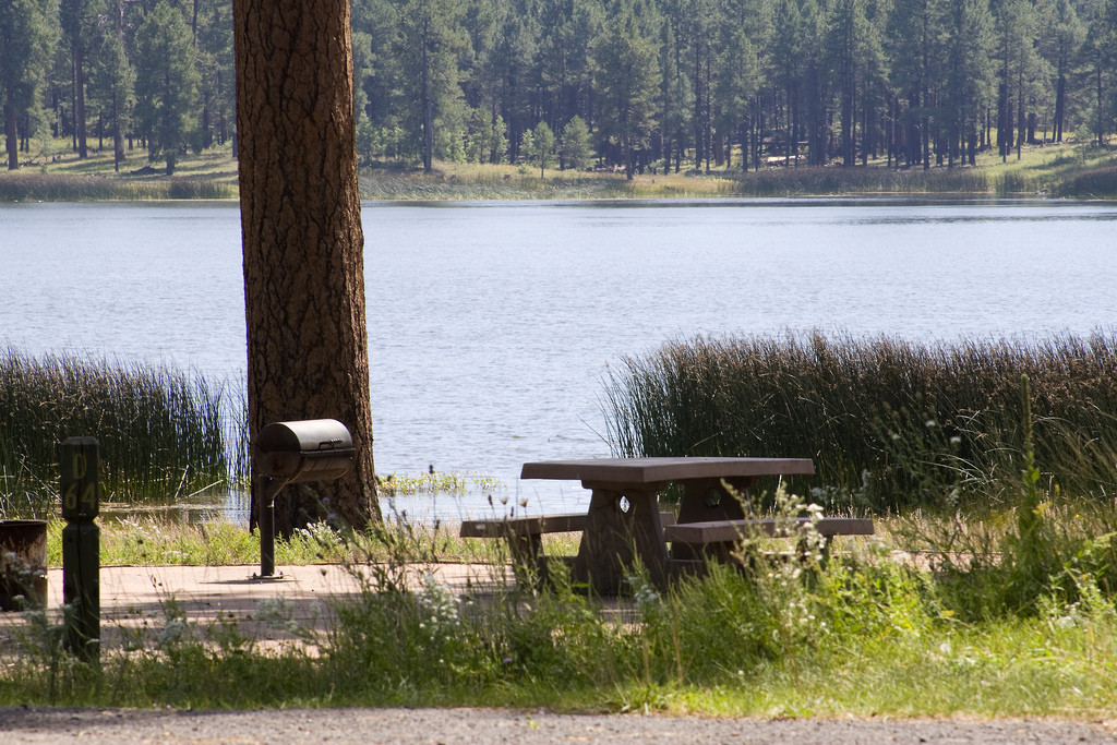 White Horse Lake Campground, Williams Ranger District, Sept. 14, 2010 | Photo courtesy of U.S. Forest Service, Southwestern Region, Kaibab National Forest, St. George News