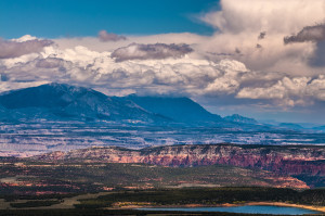 The Henry Mountains of Utah, stock photo | St. George News