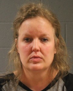 Patti Ann Green, of St. George, Utah, booking photo posted Jan. 16, 2017 | Photo courtesy of the Washington County Sheriff's Office, St. George News