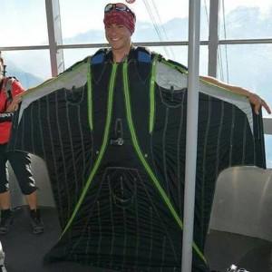 wingsuit flyer
