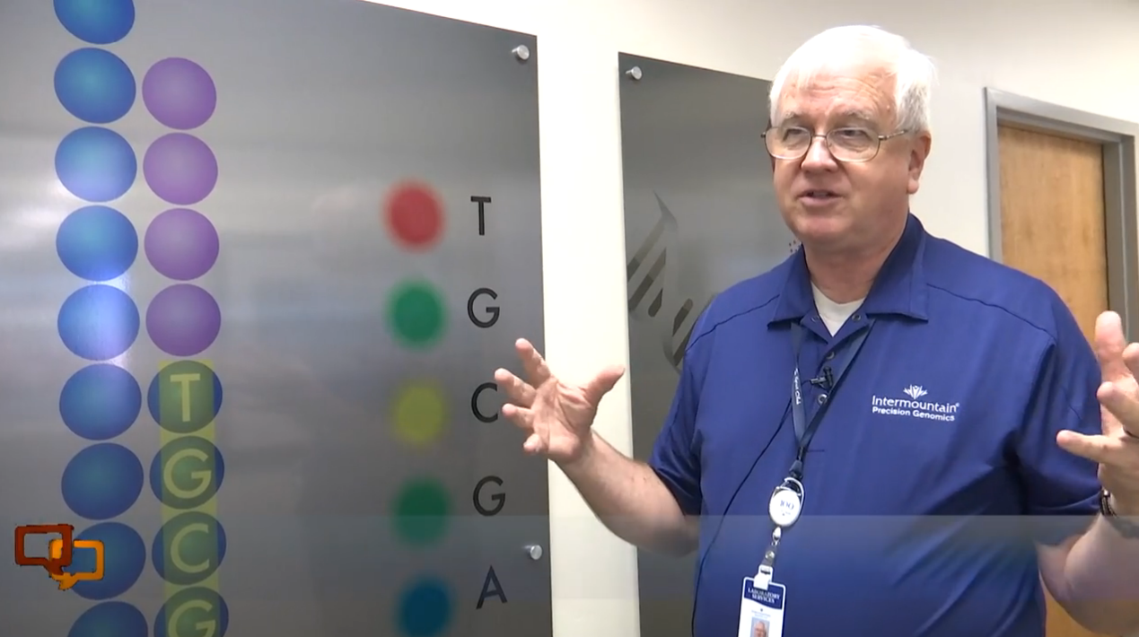 David Loughmiller Precision Genomics Lab