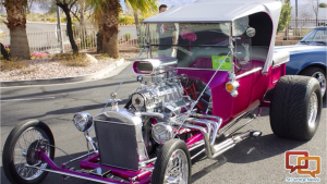 "This classic was enjoyed by attendees of the ""Mesquite Motor Mania 2015."" The free car show returns for its eighth year Jan. 15-17, 2016, and is free to the public. Mesquite, Nevada 