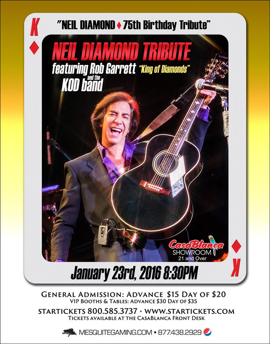 Flyer courtesy of CasaBlanca Resort and Casino, Mesquite, Nevada; St. George News