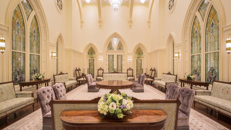 Mormon Church Releases First Interior Photos Of Provo City Center Temple