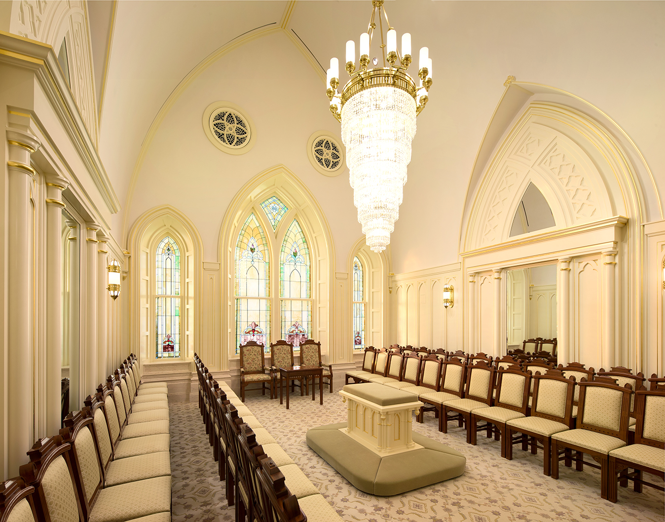Mormon church releases first interior photos of Provo City ...
