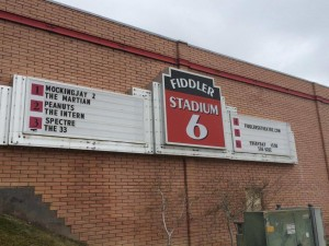 Fiddler Stadium 6 Theatre, Cedar City, Utah, Jan. 6, 2016 | Photo by Emily Hammer, Cedar City News