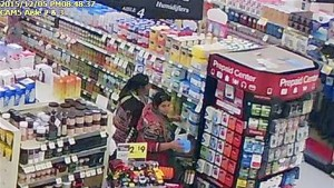 This store surveillance video released by the Logan Police Department shows women police say were shoplifting baby formula from a store in Logan. Police say they've arrested two women and a man they believe stole more than $5,200 worth of baby formula and a few other items from northern Utah stores. Logan Police Capt. Curtis Hooley says the three were arrested Monday, Dec. 28, 2015 and are being held in the Cache County jail on suspicion of theft and other charges. Logan, Utah, Dec. 5, 2015 | Photo courtesy Logan Police Department via AP, St. George News