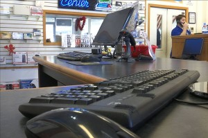 Computers at businesses are prime targets for data theft, St. George, Utah, Jan. 28, 2016 | Photo by Sheldon Demke, St. George News