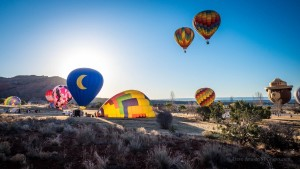 Kanab Balloons and Tunes Roundup, Kanab, Utah, February 20, 2016 | Photo by Dave Amodt, St. George News