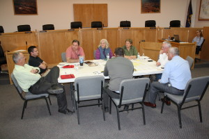 Hurricane City Council discusses vacation rental ordinance, Hurricane, Utah, Feb. 10, 2016 | Photo by Reubn Wadsworth, St. George News