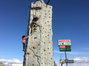 A new Maverik -Adventure's First Stop - located at 995 E. St. George Blvd., opened doors in St. George, Utah, February 18, 2016 | Photo by Hollie Reina, St. George News