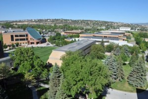The grounds department at SUU tends to over 1600 trees on campus, which was recently recognized by the Arbor Day Foundation, Cedar City, Utah, date unspecified | Photo courtesy of SUU, St. George News