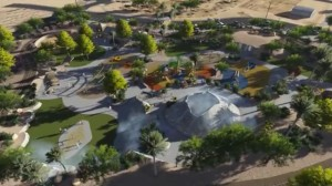 Concept art for All Abilities Park, St. George, Utah | Photo courtesy of City of St. George, St George News