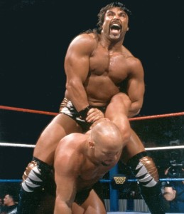 Marc Mero during his professional wrestling career, Location and date unspecified   Photo Courtesy of Marc Mero, St. George News