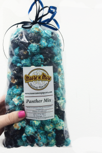 Photo of Panther's Mix by Moore n More popcorn in St. George Utah, Feb 4, 2015 | Photo by Ali Hill, St. George News