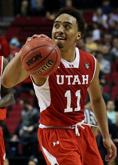 Brandon Taylor and the Runnin' Utes have suffered too many turnovers lately.