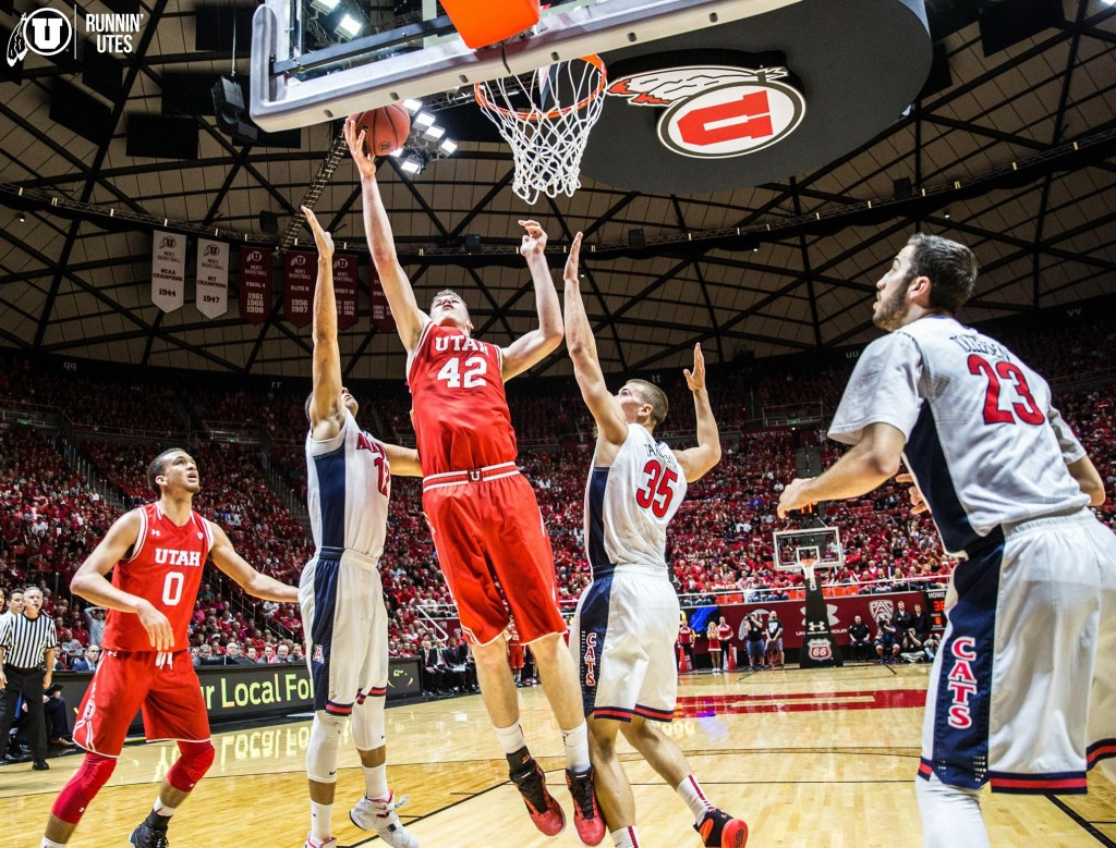 Photo courtesy Utah Athletics