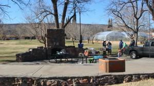 Vernon Worthen Park, St. George, Utah, Feb. 6, 2016 | Photo by Mori Kessler, St. George News