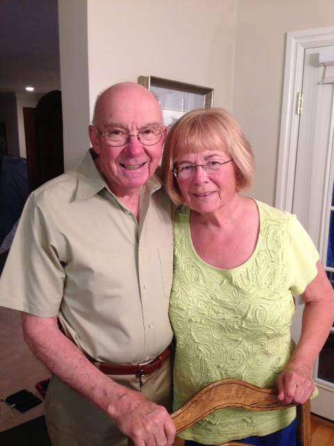 Dell Johnson and Mary Palley, of Logan, Utah, were found dead in their home March 11, 2016, from an apparent murder-suicide, photo location and date unspecified | Photo courtesy of Mary Palley's Facebook page, St. George News