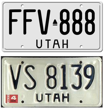 Utah special license plate goes mainstream