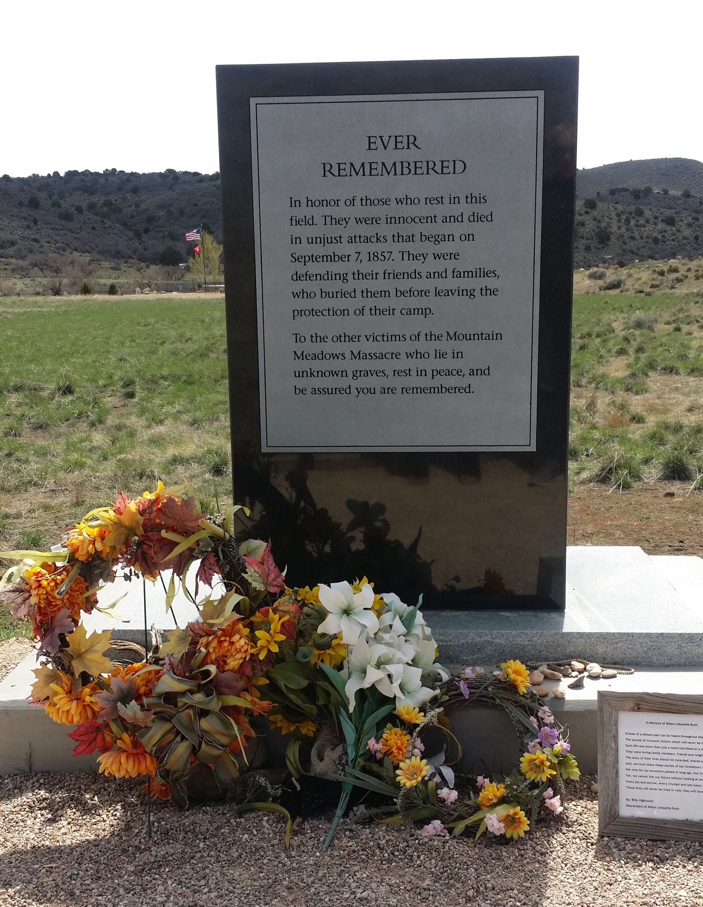 Mountain Meadows Massacre StGeorgeNews.com