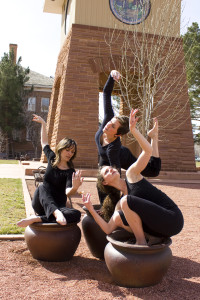 Random Acts of Dance will be performed throughout Town Square Saturday at the St. George Art Festival | Photo courtesy of Chauntelle Lewis, St. George News