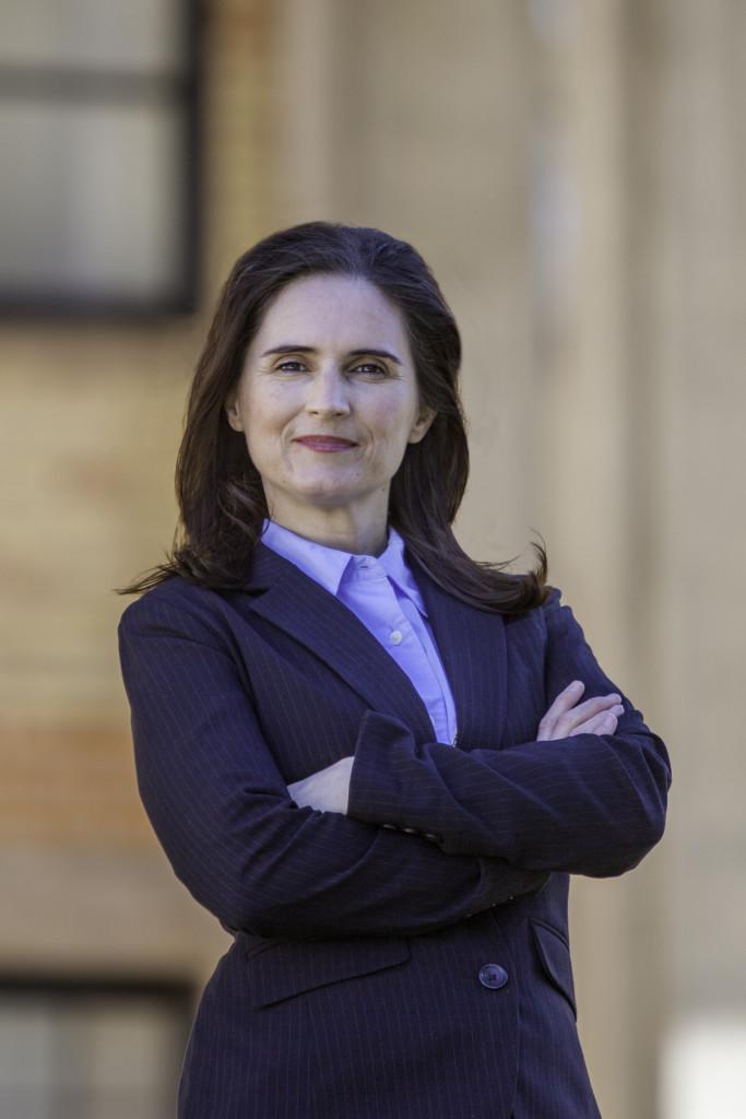 Ann Marie Allen, Director of Ethics and Compliance, SUU, Cedar City, Utah, March 18, 2016 Photo courtesy of SUU, St. George News