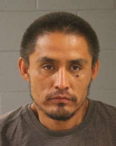 Davison Begay, of St. George, Utah, booking photo posted March 8, 2016 | Photo courtesy of the Washington County Sheriff's Office, St. George News