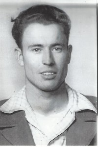 Garland Hirschi young