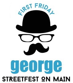 """George, Streetfest on Main"" 