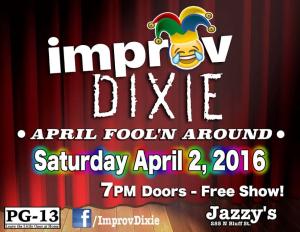 Improv Dixie 2