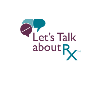 Let's Talk About Rx logo | Image courtesy of Home Instead Senior Care, St. George News