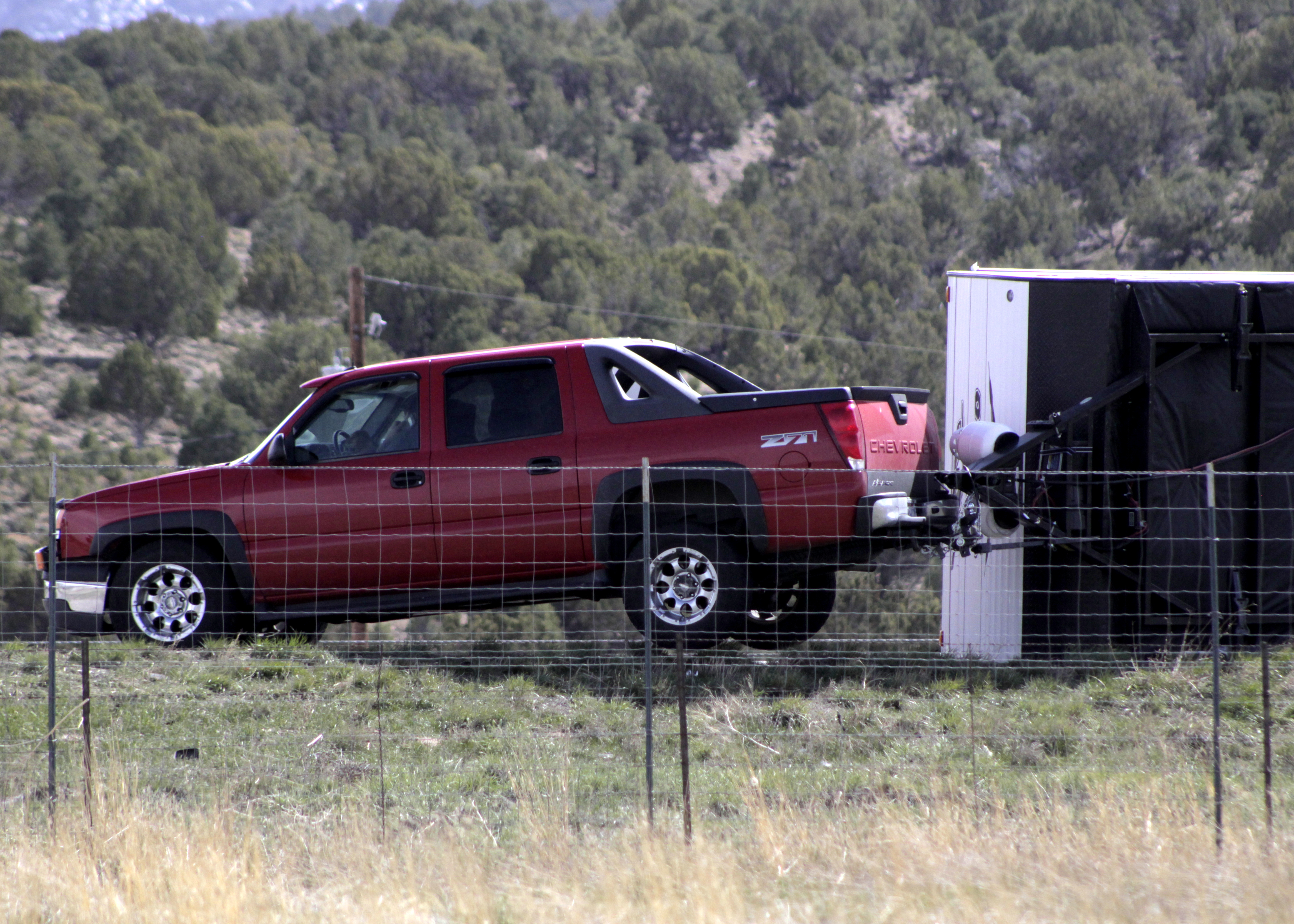 High winds whip trailers roll – St George News