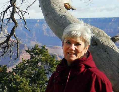 Mary Curtis, Date and Location not given | Photo courtesy of Southern Utah Art Guild, St. George News