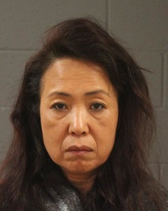 Xia Ray Yan, of St. George, Utah, booking photo posted March 11, 2016 | Photo courtesy of the Washington County Sheriff's Office, St. George News