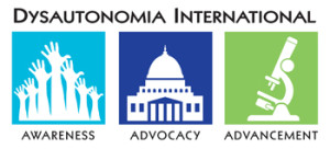 Dysautonomia International Logo | Image courtesy Dysautonomia International, St. George News
