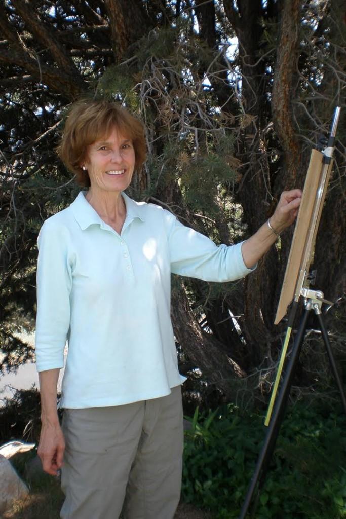 Arlene Braithwaite was awarded the Purchase Prize at the | Image courtesy of Dixie State University, St. George News