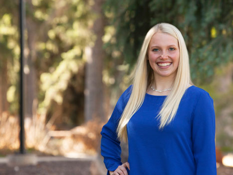 Alex Nielson, who will serve as Southern Utah University's Class of 2016 valedictorian. Cedar City, Utah, location and date not specified   Photo courtesy of Southern Utah University, St. George News