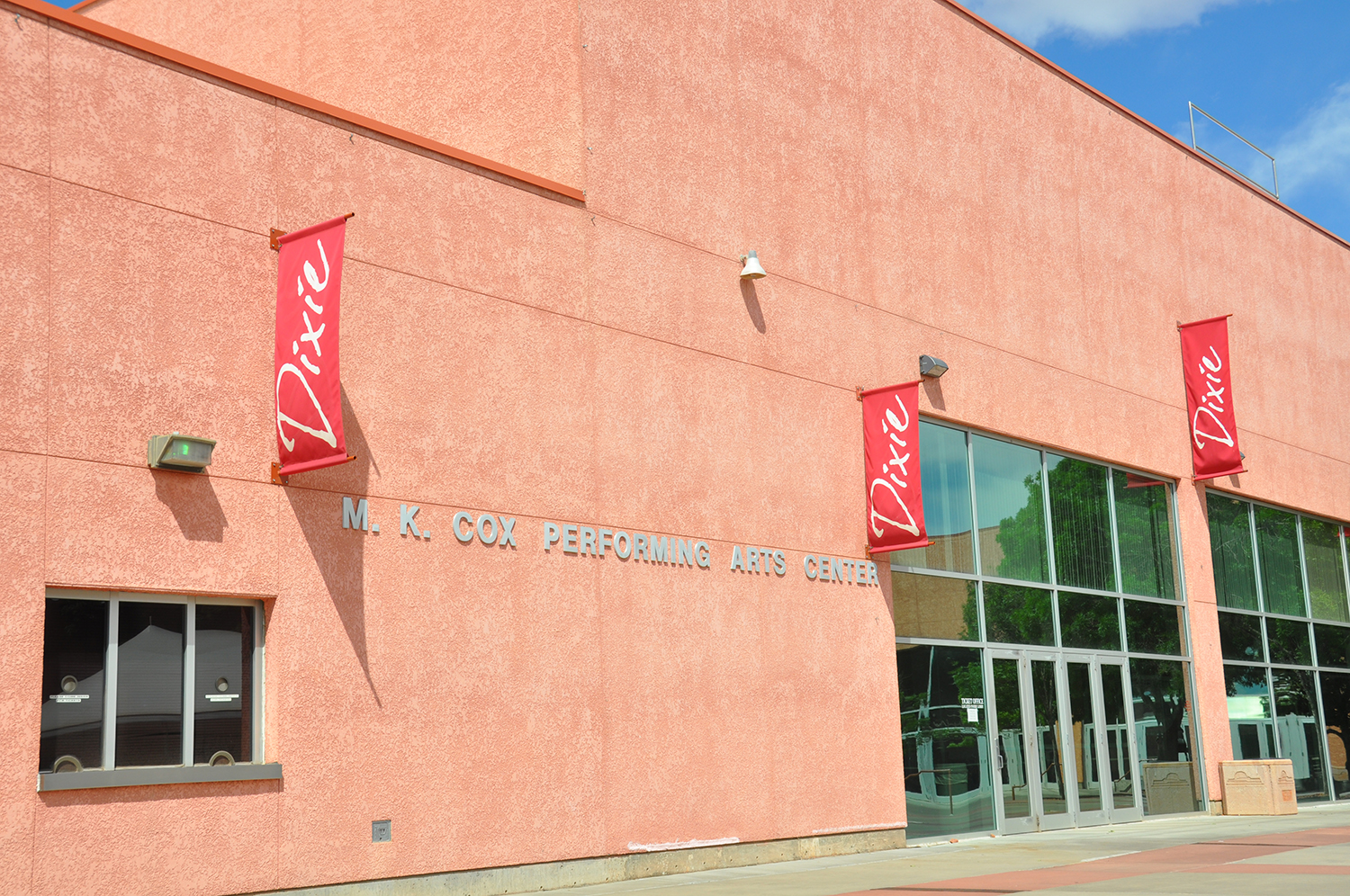M.K. Cox Performing Arts Center, Dixie State University, St. George, Utah, date not specified   Photo courtesy of Dixie State University April 2016, St. George News
