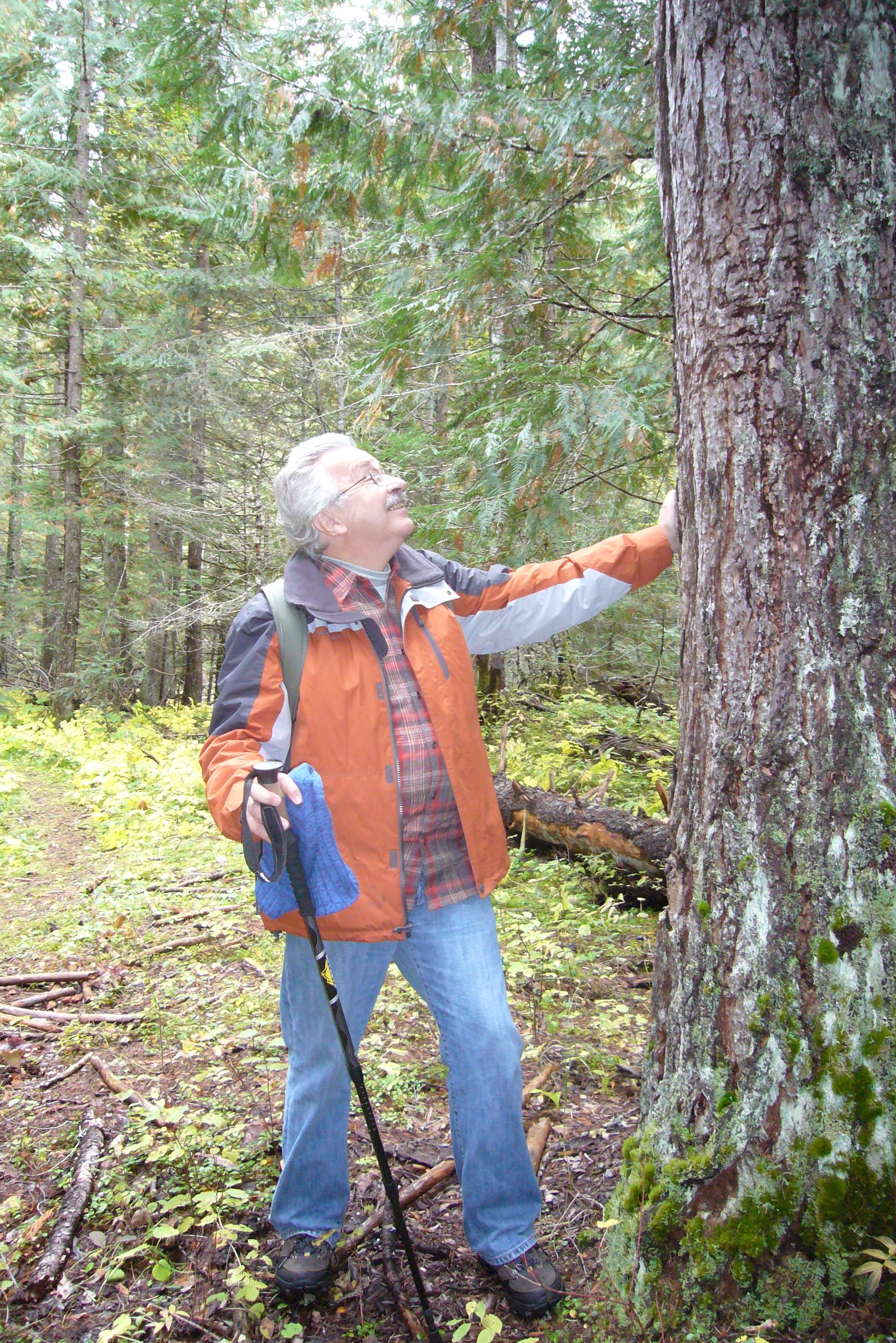Doug Scott, who submitted the letter to editor of St. George News publishing May 6, 2016. Scott is shown in this 2015 photo in the proposed Scotchman Peak wilderness area, on national forest land in far northwestern Montana, circa fall 2015 | Photo Courtesy of Doug Scott, St. George News