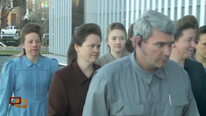 Flds Lyle Jeffs Hearing Bishop Jailed Trial St George News