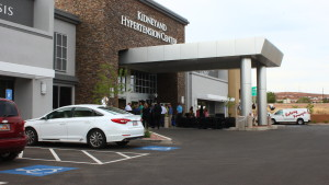 The new Liberty Dialysis Center held a grand opening in St. George, Utah, April 7, 2016 | Photo by Don Gilman, St. George News
