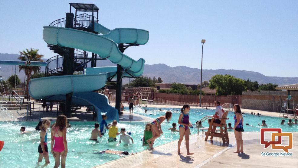Lifeguards Needed At Mesquite Rec Center Record Usage Brings Challenges St George News