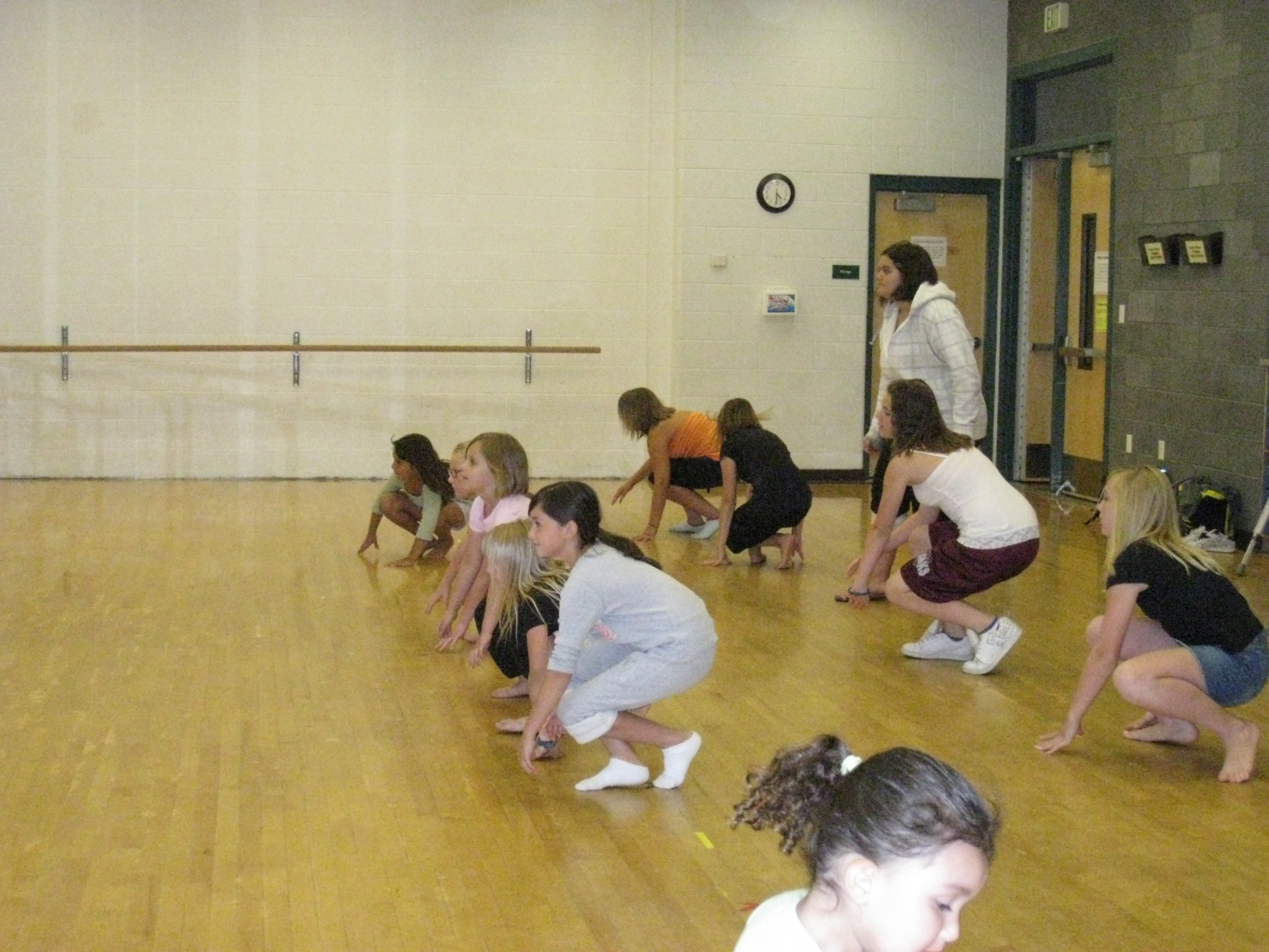 Class in session at Mesquite Recreation Center, Mesquite, Nevada, date not specified   Photo courtesy of Mesquite Athletics and Leisure Services Department, St. George News