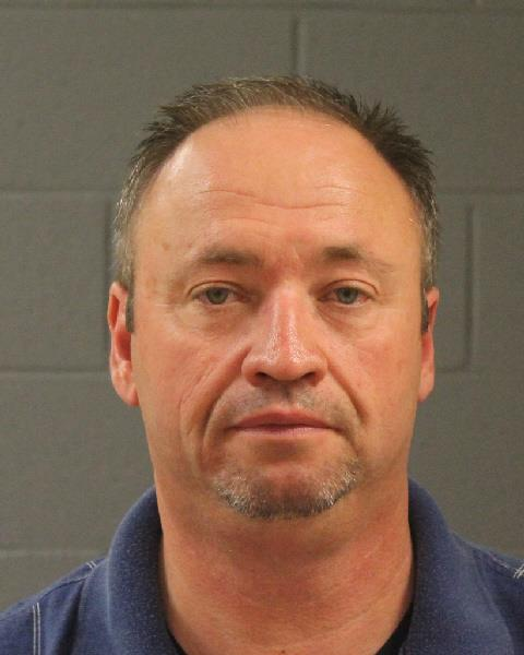 Kim Ray Terry II, of Veyo, Utah, booking photo posted April 20, 2016   Photo courtesy of the Washington County Sheriff's Office, St. George News