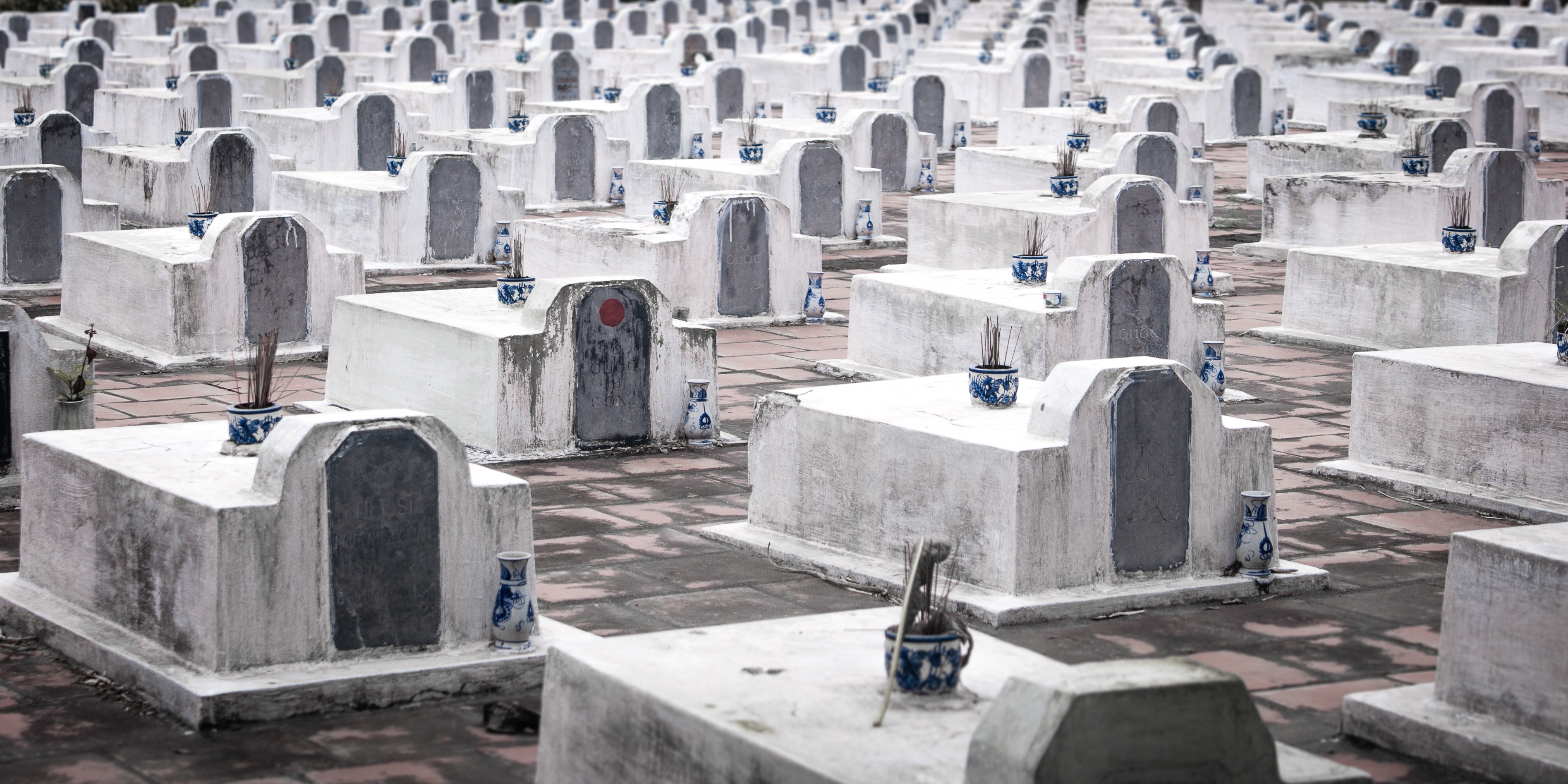 War graveyard in Vietnam. You can find many war graveyards from the North versus the South Vietnam War in Vietnam.   Photo by freistilchaot / iStock / Getty Images Plus; St. George News